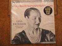 Gina Bachauer – Queen Of The Keyboard - Mercury SR 90349 Vinyl LP VG/VG+!!!