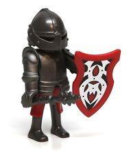 Playmobil Figure Custom Castle Barbarian Helmet Body Armour Shield 4811 5001