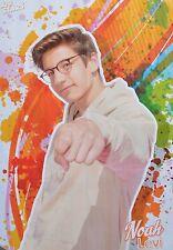NOAH LEVI - A2 Poster (XL - 42 x 55 cm) - You Tube Clippings Fan Sammlung NEU