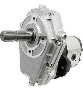 Zapfwellengetriebe Stummel mit Hydraulikpumpe BG 3 SAE B, 32, 38 oder 42ccm