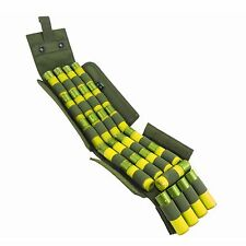 Condor OD Green MA61 MOLLE 25 Round 12 Gauge Shell Shotgun Ammo Reload Pouch