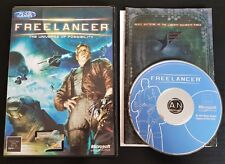 Freelancer - PC CD-ROM - Free, Fast P&P! - Microsoft, Free Lancer