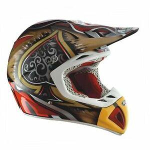 Airoh Stelt Evo Avenger Motocross Enduro Offroad MTB Helm Helmet DH