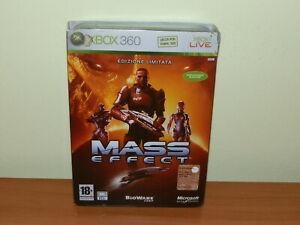 MASS EFFECT EDIZIONE LIMITATA XBOX 360 USATO SICURO VERSIONE ITALIANA