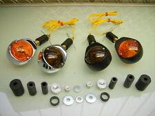 SR 500 ALU HANDLE BAR END INDICATOR Turn Signal Flasher XS 650 XS 400 XS 750 250