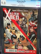 Marvel All-New X-Men #8 CGC 9.8