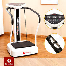 FitnessClub-Vibration Platform Whole Body Exercise Craze Fit Massage Machine