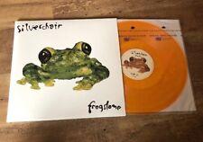 Silverchair -  Frogstomp (180g LTD. Orange Vinyl) - 2LP / SRCvinyl  Etched