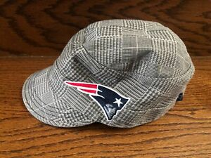 New England Patriots Football NFL Team Apparel Cap Hat Women's One Size OS NWT