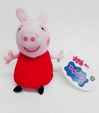Peppa pig Peluche Sonoro Giochi Preziosi H 15 cm Plush Voiced