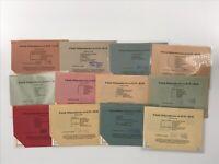Bund Ganzsachen MiNr. P 72 postfrisch MNH Karte 6/34-17/125 (E440