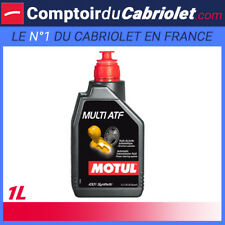 Huile Motul pour boite de vitesses automatique - Multi ATF 1L