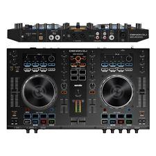 DENON MC 4000 controller digitale professionale 2 deck + serato dj intro