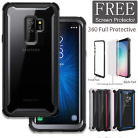 Shockproof  Hybrid Bumper Protective Case Cover For Samsung Galaxy S9 / S9 Plus
