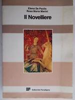 Il novelliereDe Paolis elena Marini rosa mariascuola biennio letteratura 45