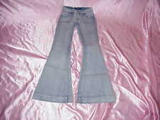 NWOT J Brand 1092 AFTERLIFE Stretch Stonewashed Low Rise TROUSER Jeans 26 x 33.5