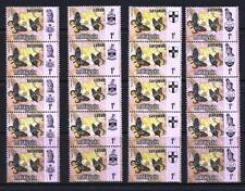 1971 MINT STAMPS - All States : (Definitive) Butterflies [12]