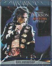 MICHAEL JACKSON LIVE MUNICH HISTORY CONCERT BLU-RAY