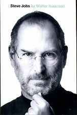 Steve Jobs by Walter Isaacson-First Edition/DJ-2011