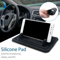 Anti-Slip Silicone Dash Mat GPS Mount Holder Stand Cradle For Mobile Phone Hot