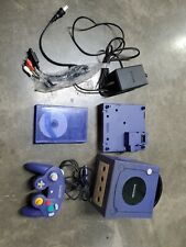 Gamecube with Gameboy Player and Region Switch Mod