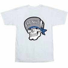 Dogtown X Suicidal Tendencies Dtst Eat Sh#T Skateboard T Shirt White Xxxl 3X