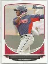 Dorssys Paulino Cleveland Indians 2013 Bowman Draft Top Prospect