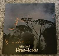 Adrian Snell - FireFlake - Dove 34 - vinyl LP - uk