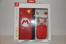 Nintendo Switch Starter Kit Mario M Edition New Unopened