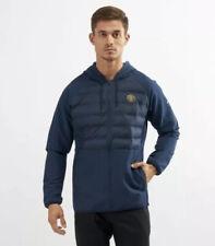 $110 Manchester United Columbia Men's XL Striker Casual Hybrid Jacket Blue NWT