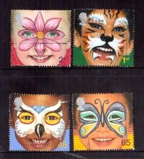 GREAT BRITAIN 2001 Rights of The Child set used