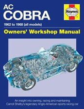 Alte Prospekte und Kataloge für AC Cobra Autos
