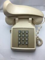 Vintage Bell System Western Electric Touch tone Desk Phone Telephone