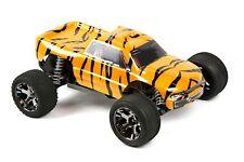 Custom Body Tiger Style for Traxxas 1/10 Rustler / Stampede Truck Shell Cover