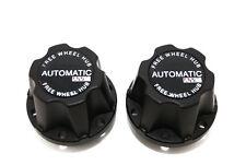 3.0TD 6//97-7//12 AVM433 Manual Free Wheeling Hubs For Isuzu Dmax Pickup 2.5TD