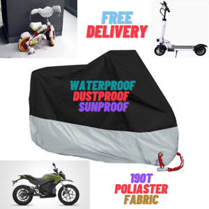 Motorcycle Cover Bike Cover Outdoor Waterproof Dustproof Uv Motor Scooter Cover