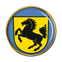 Stuttgart (Allemagne) Broche Badge