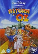 RETURN TO OZ UK DVD