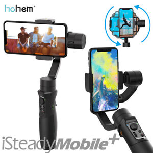 Hohem iSteady Mobile Gimbal Stabilizer 3-Axis Handheld Gimble for Selfie iPhone