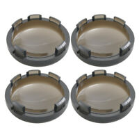 4pcs Smoke Turn Signals Light Lens Cover Fit For Harley Dyna Softail Sportster