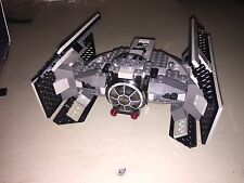 Lego Star Wars Darth Vader Tie Fighter (#8017) Complete w/directions,