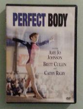 amy jo johnson  PERFECT BODY brett cullen / cathy rigby DVD genuine region 1