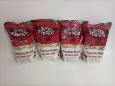 New listing 4 Pack Seven Sundays No Added Sugar Almond Date Everyday Muesli, 40 oz