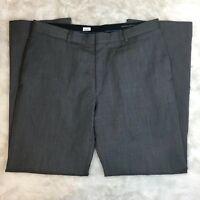 Banana Republic Men's Gray Wool Professional Career Trousers Size 34/32