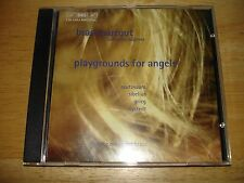 Brass Partout : PLAYGROUNDS FOR ANGEL Herman Baumer (CD, 2000) Rare