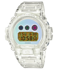 Casio G-Shock Semi Transparent DW6900SP-7 25th Anniversary Limited Edition 2020