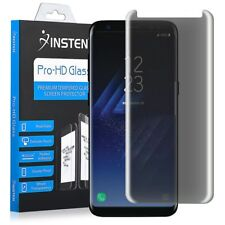Privacy Tempered Glass Screen Protector FULL COVERAGE For Samsung Galaxy S8