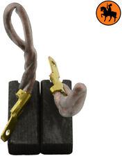 Balais de Charbon pour Black & Decker KD651HRE - 6x8x18mm