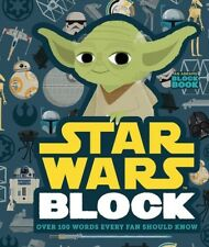 Star Wars Block [New Book] Hardcover, Illustrated