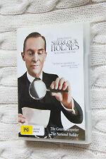 Sherlock Holmes:The Greek Interpreter / The Noowood Builder (DVD) R-4, LIKE NEW
